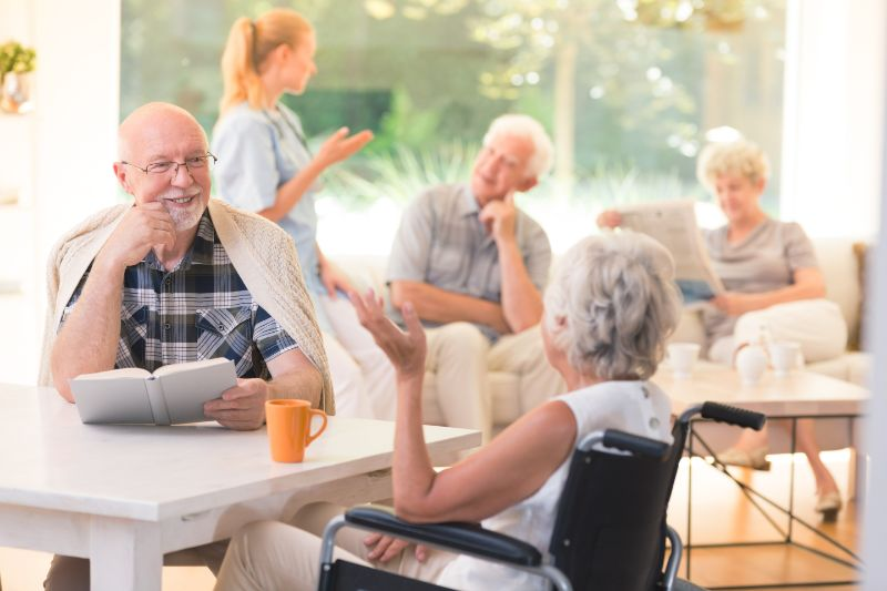 Barron Wisconsin Care and Rehab Memory Care