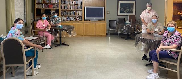 Care & Rehab - Neillsville Wisconsin nurses